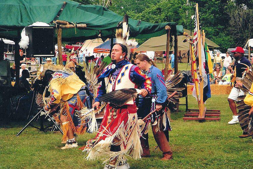 Mihsihkinaahkwa Pow Wow - Crazy Crow Native American Powwow Event Calendar - Morsches Park