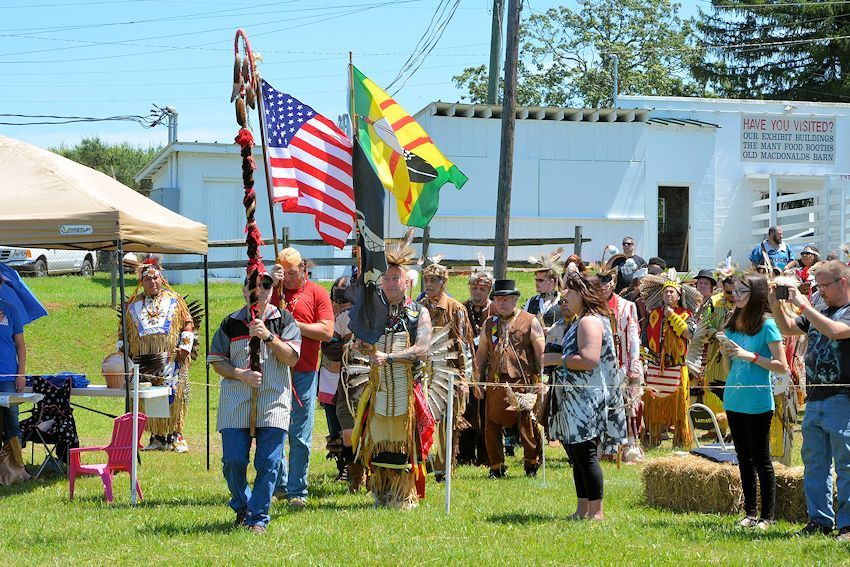 Southern Virginia American Indian Festival - Chase City Special Events - South Central Fairground