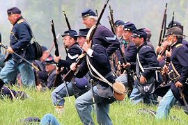American Civil War Reenactment Calendar