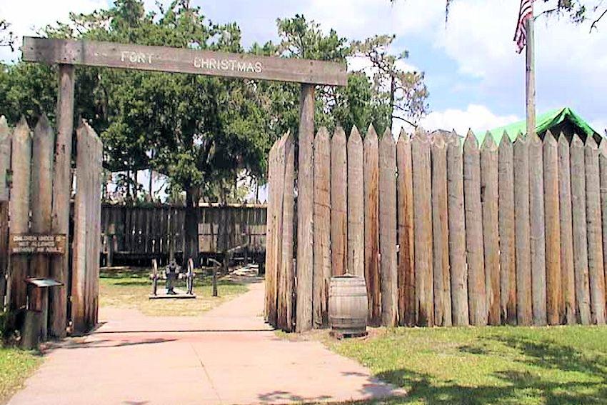 Fort Christmas Historic Park