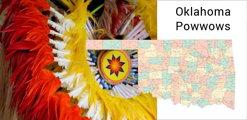 Powwow in Oklahoma - Native American Event Calendar from Crazy Crow Trading Post