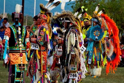 Choctaw Nation Labor Day Festival and Pow Wow - Durant Oklahoma