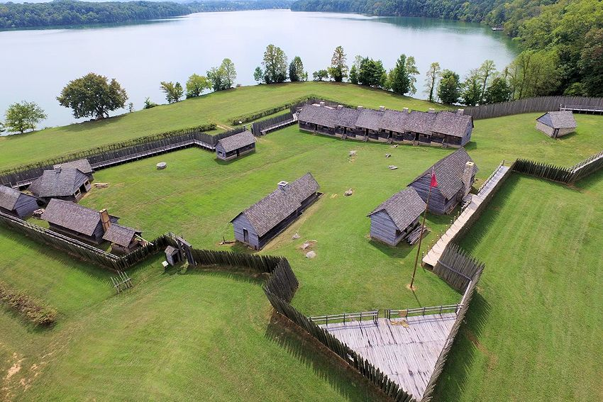 fort loudon chat sites Protecting the frontier -- fort loudoun's brief life more than 250 years ago a fort was built on matthew patton's farm it wasn't the only one that popped up in 1756.