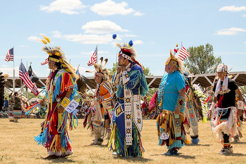 Sisseton Wahpeton Oyate Wacipi -South Dakota Pow Wows - SWO Powwow