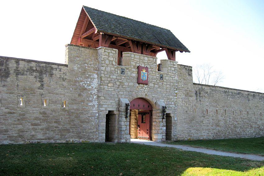 Fort De Chartres - Prairie du Rocher, IL