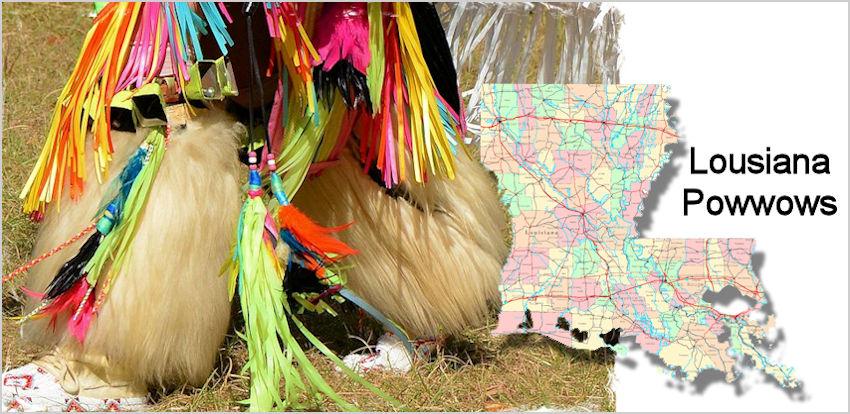 Louisiana Pow Wow