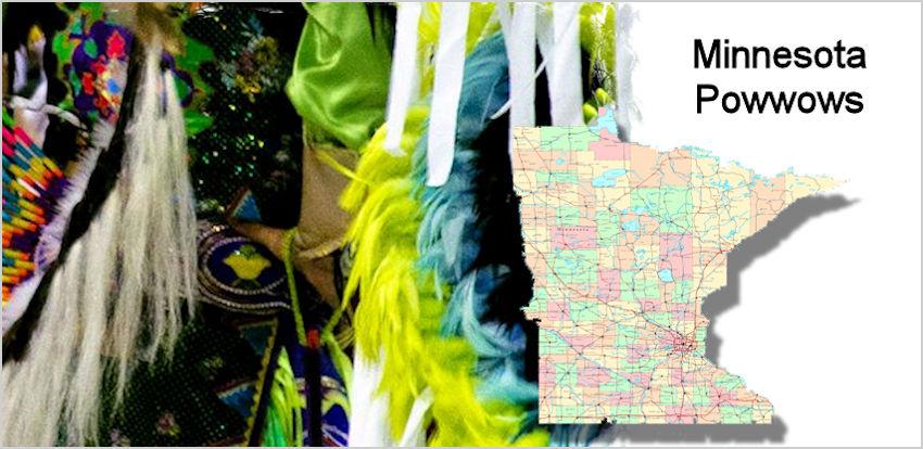 Minnesota Powwows