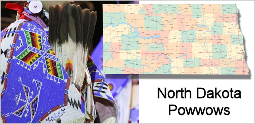 North Dakota Powwows