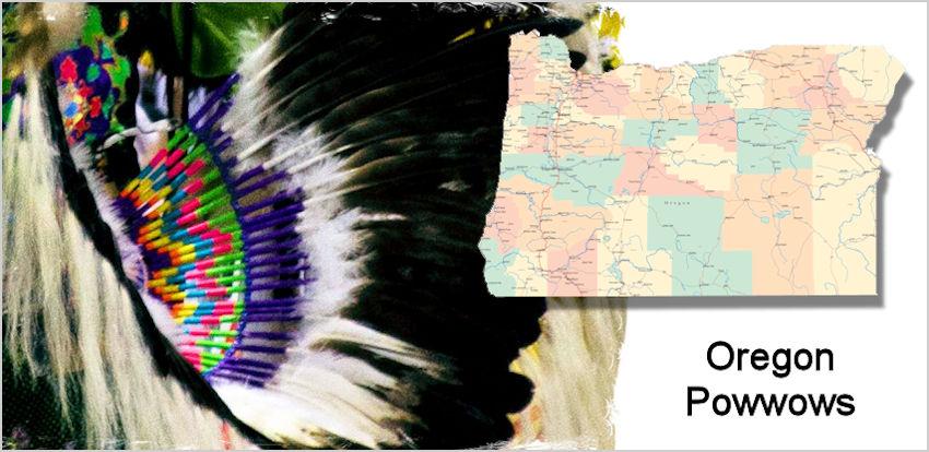 Powwows In Oregon