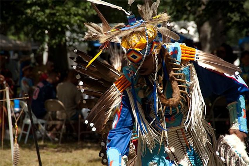 Rhode Island Indian Council Powwow -Oakland Beach - Rhode Island Indian Council
