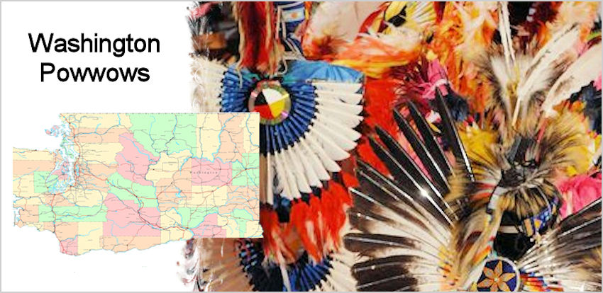 Powwows In Washington