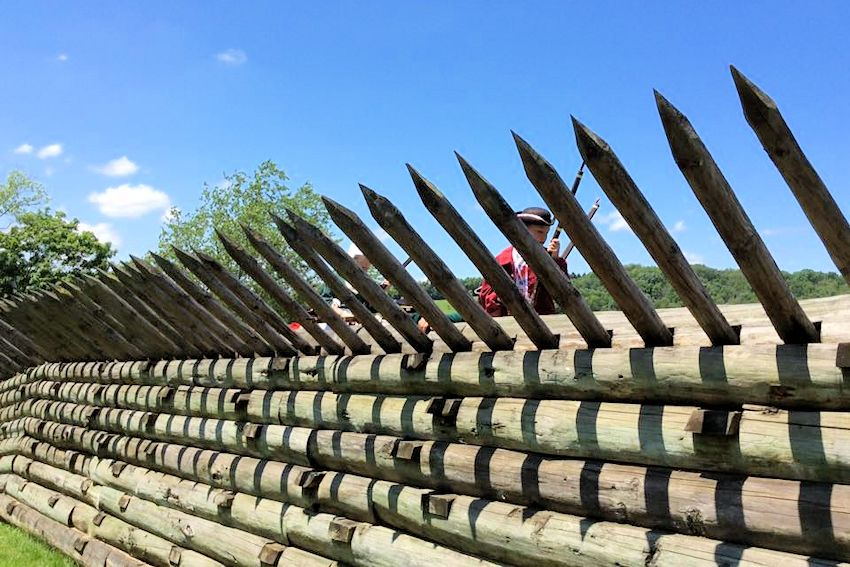 Fort Ligonier Living History