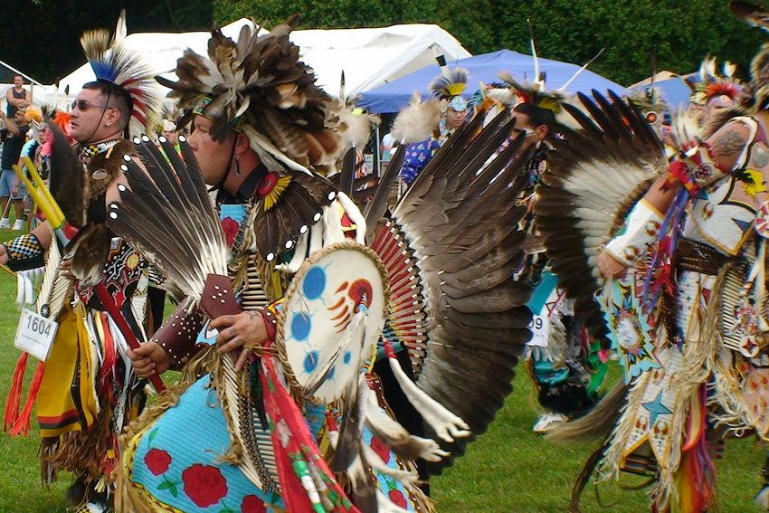 Marvin Joe Curry Veterans Pow Wow - Veterans Park - Salamanca NY
