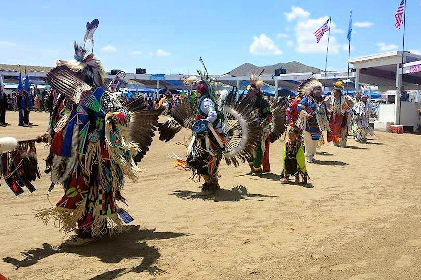 Sacred Visions Powwow - Sacred Visions Powwow Grounds - Pyramid Lake Paiute Tribe
