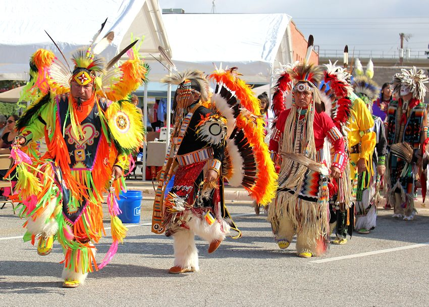 Santa Fe Days in the Park - Indigenous Institute of the Americas - Sandy Lake Amusement Park