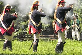 War of 1812 Reenactments & Event Calendar from Crazy Crow Trading Post