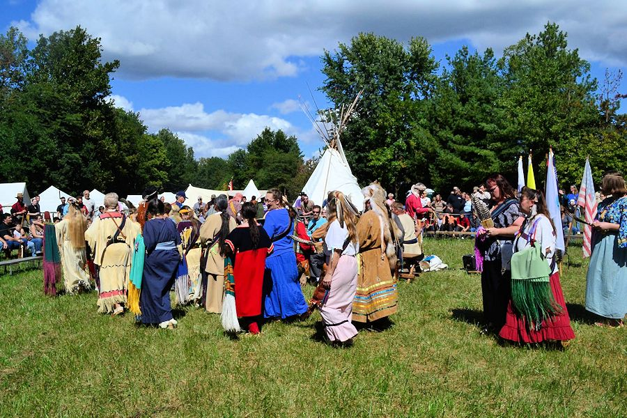 Trail of Courage Living History Festival - Fulton County Historical Society