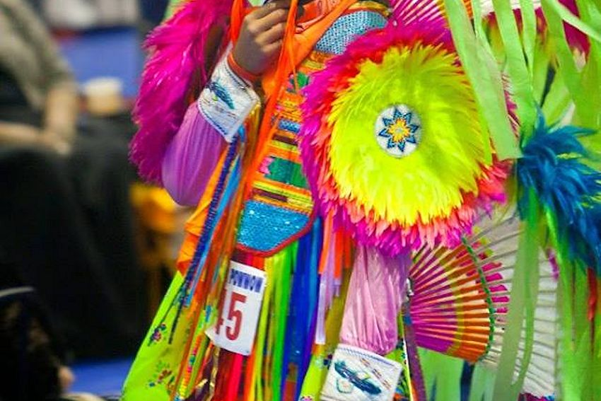 AICA Spring Pow Wow - American Indian Cultural Association Of North Carolina Powwow at Foothills Equestrian and Nature Center