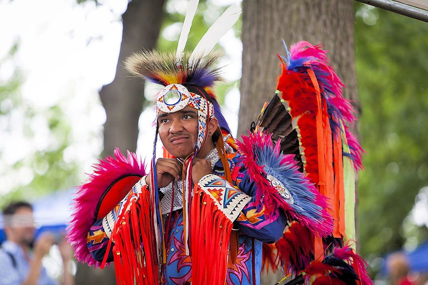 Labor Day Kipona Festival and Powwow - Downtown Harrisburg Riverfront Park - Hershey Harrisburg Regional Visitors Bureau