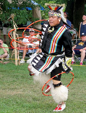 Labor Day Kipona Festival and Powwow - Riverfront Park - Hershey Harrisburg Regional Visitors Bureau