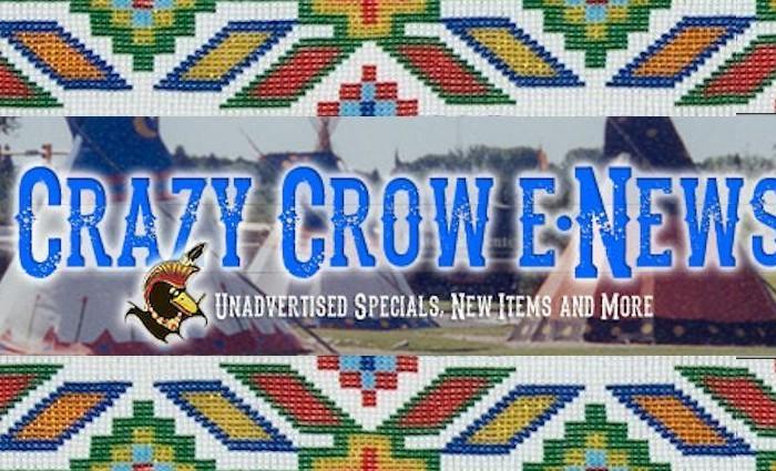 Crazy Crow E-News January 10 2016
