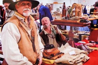 Blue River Longrifles 1700-1890 Indoor Trade Show - Blue River Longrifles - Hancock County 4H Fairgrounds