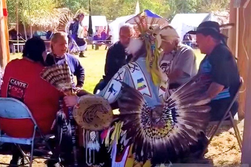 Cox-Osceola Seminole Fall Powwow - Orange Springs Powwow Grounds - Cox Oceola Yamassee Seminole - Cox-Osceola Seminole Seventh Generation Powwow - Cox-Osceola Seminole Indian Reservation - Oklevuha Band of Yamassee Seminoles Reservation