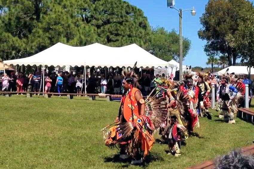 Florida Indian Hobbyist Association Powwow - FIHA Powwow - St Lucie County Fairgrounds