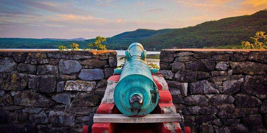 Witness 1777 at Fort Ticonderoga