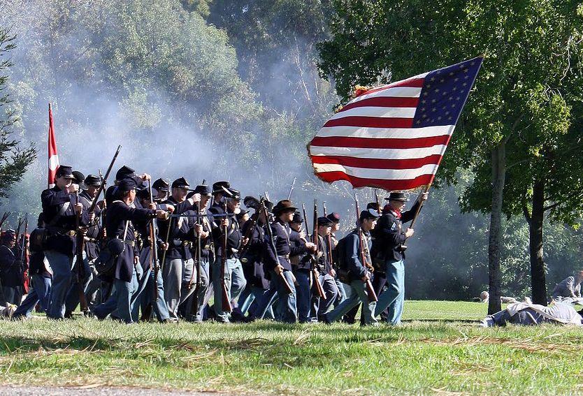 Huntington Beach Civil War
