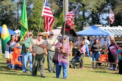 North Bay Veterans Day Powwow - North Bay Creek Indian Village - North Bay Clan of Lower Creek Muskogee Tribe