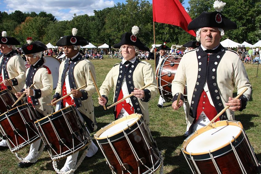 Sudbury Colonial Faire and Fife & Drum Muster