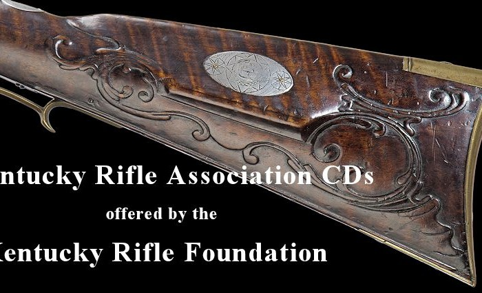 Kentucky Rifle Foundation CDs