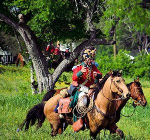 Goliad Massacre Reenactment - Presidio La Bahia