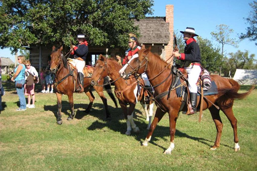 Texian Market Days Festival - George Ranch Historical Park - Fort Bend County Museum Association