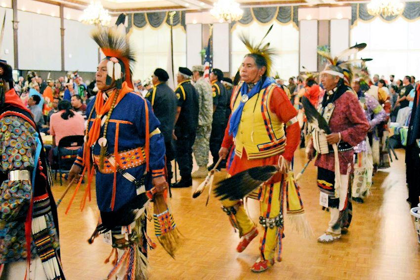 UCO Spring Powwow - Hamilton Field House - UCO Native American Student Association