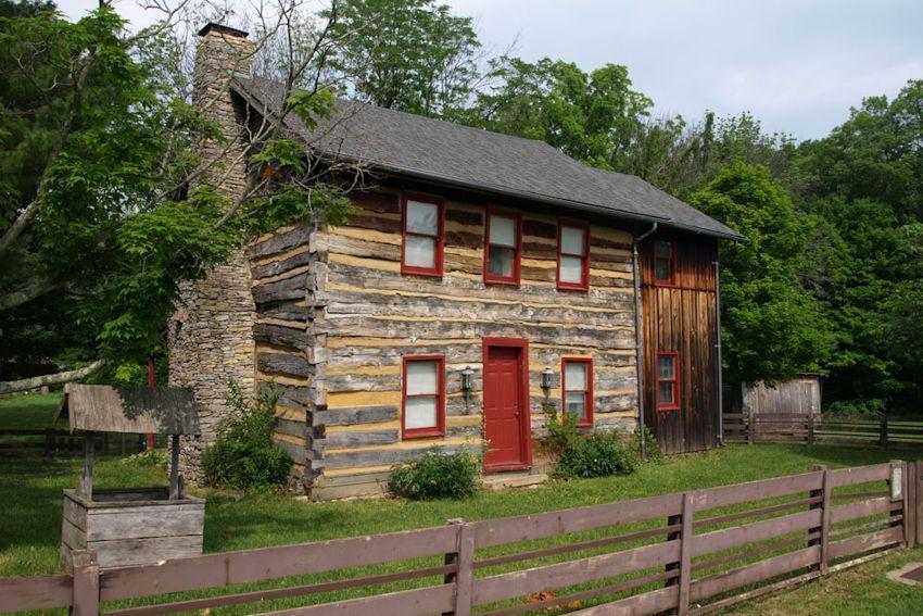 Caesars Creek Pioneer Village