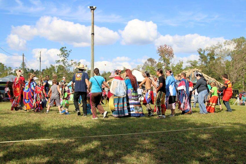 Cox-Osceola Seminole Micos Legacy PowWow