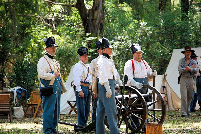 Fort Cooper Days - Fort Cooper State Park - Frienda of Fort Cooper
