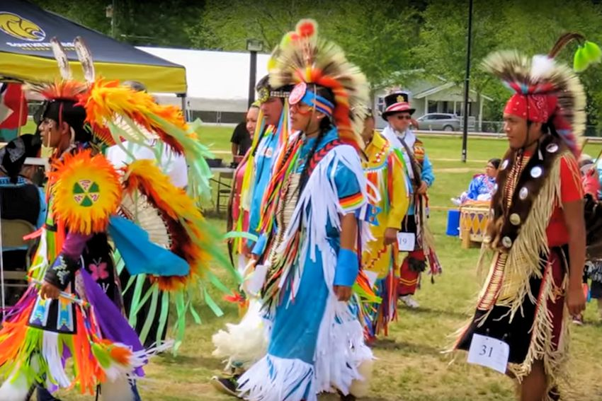Petal Southern Miss Powwow - Willie Hinton Park USM Golden Eagle Intertribal Society
