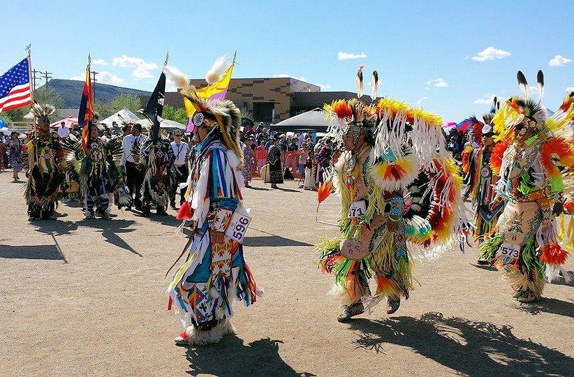 Wa:K Pow Wow - Tohono O'odham Tribe - Behind the San Xavier Mission Church - Wa:K Pow Wow Committee