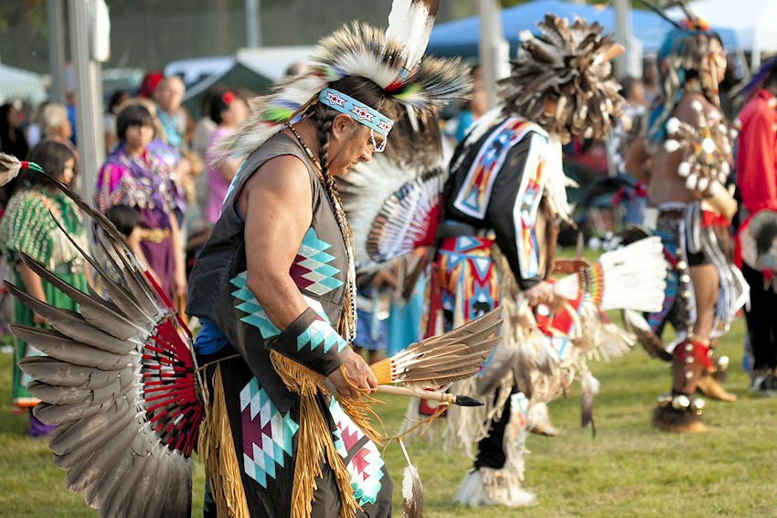 Delta Park Powwow and Encampment - Bow and Arrow Culture Club - East Delta Park
