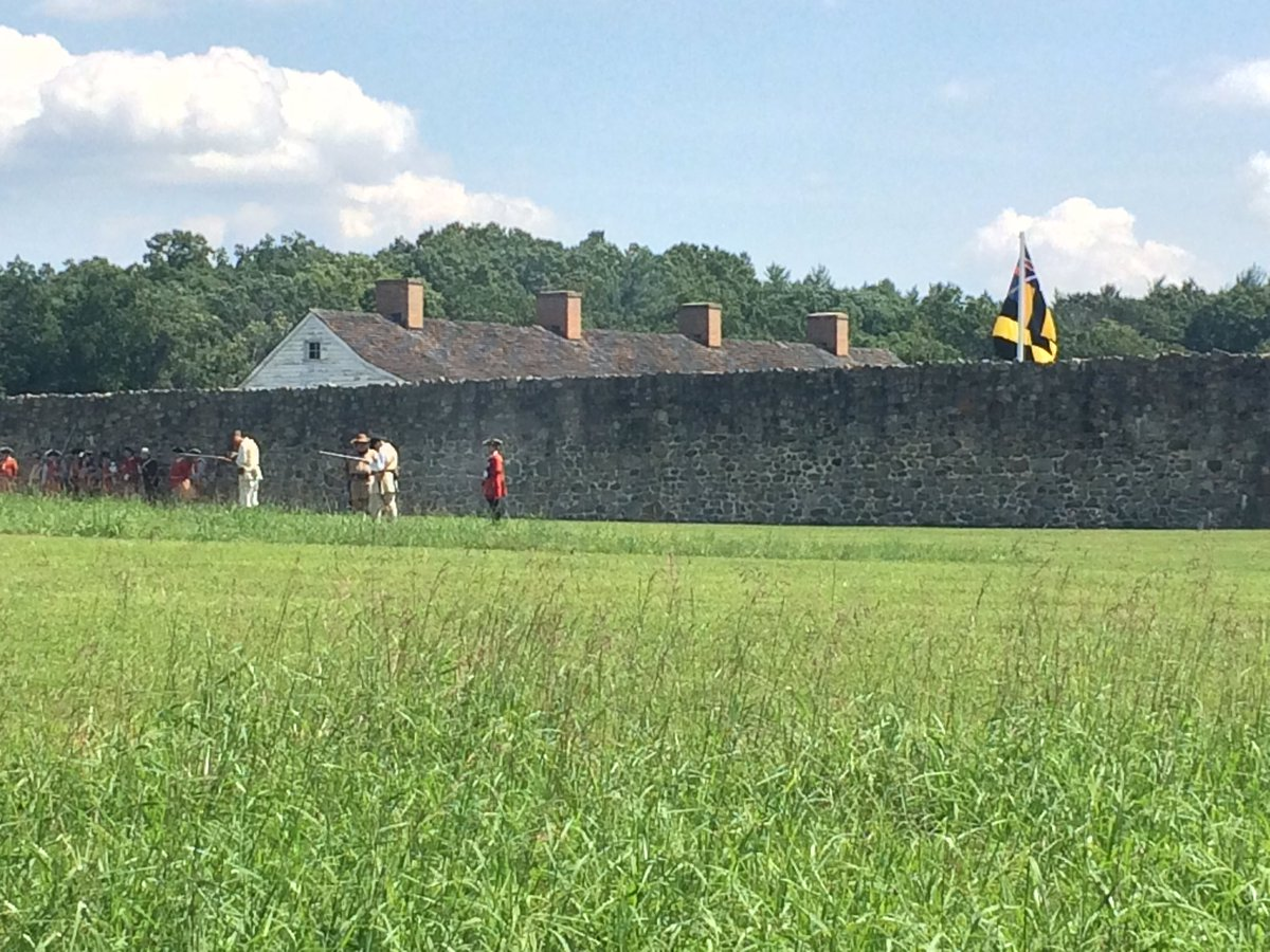 Repair to the Fort: Pontiacs Rebellion - Fort Frederick State Park