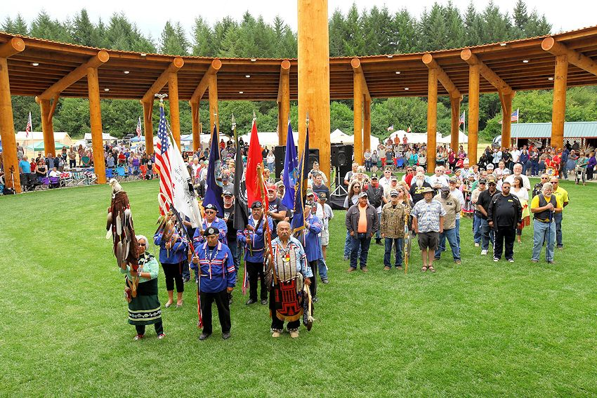 Marcellus Norwest Memorial Veterans Powwow - Uyxat Powwow Grounds - Veterans Board of the Confederated Tribes of the Grand Ronde Community