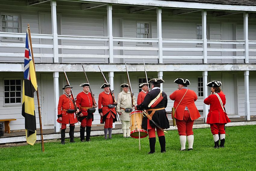 Experience Pleasant Diversions from Military Life at Fort Frederick - Fort Frederick State Park