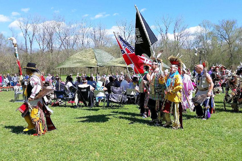 Natchez Powwow - The Grand Village of the Natchez Indians - Natchez Powwow Committee