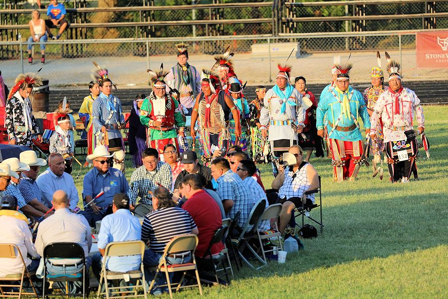 Pawnee Indian Veterans Homecoming Powwow