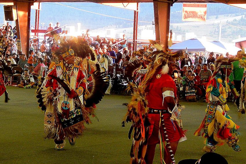 Arlee Powwow Esyapqeyni Celebration - Arlee Powwow Grounds - Arlee Celebration Committee