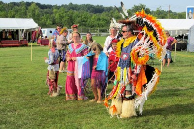 Spirit of the Wolf Native American Festival and Powwow - Pine Park