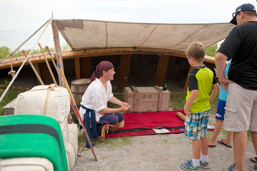 Rendezvous at the Straits: Voyageur Culture - Colonial Fort Michilimackinac
